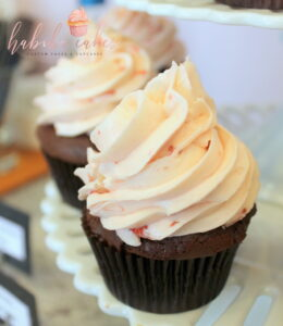 Chocoalte Stawberry Cupcakes