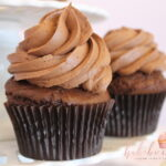 Chocolate Cupcake: Chocolate cupcake with chocolate buttercream.  Dozen: $44/dz