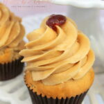 Peanut Butter Jelly Cupcakes