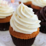 Vanilla Bean Cupcake Houston