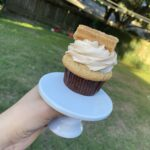 Churro Cupcake Houston